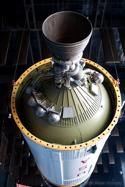 Saturn V Third Stage