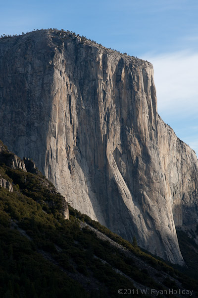 El Capitan from Tunnel View, Yosemite National Park