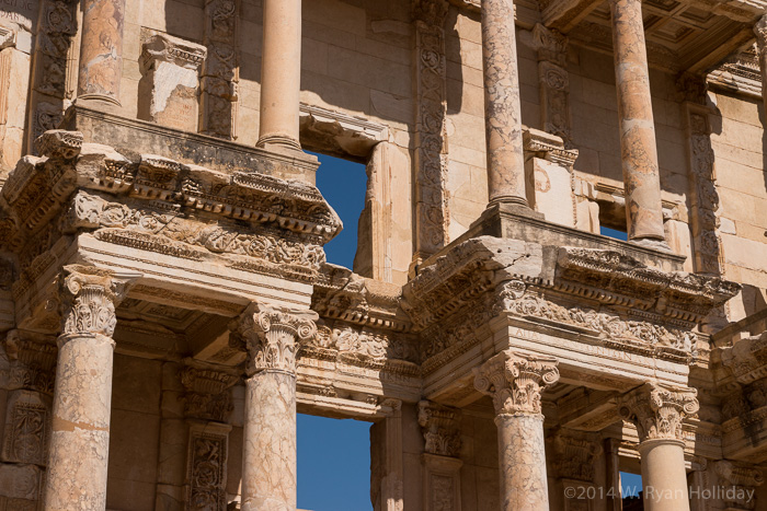 Celsus library at Epeshus