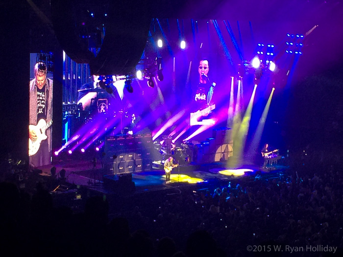 Rush at the Forum